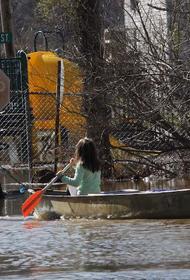 Четыре человека погибли при наводнении в США