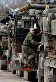 Хомчак: Россия сосредоточила на границе с Украиной 28 батальонных тактических групп