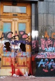 Установлены семь причастных к беспорядкам у офиса Зеленского