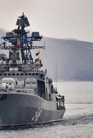 Sohu: флот России послал предупреждение Японии, которая, вероятно, не отказалась от плана захвата Курил