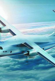 Военно-транспортный самолет Ил-112В начал второй полет в Воронеже