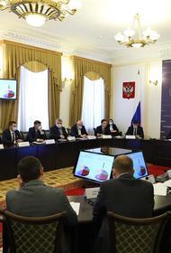 Депутаты ЗСК рассмотрели вопросы обращения имущества казны края