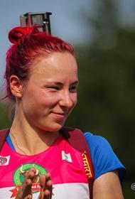 Серебряный призер чемпионата России по биатлону Наталья Ушкина перейдёт в сборную Румынии