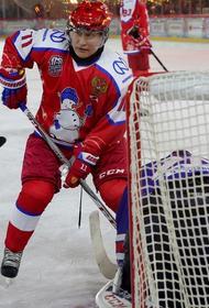 Павел Буре рассказал, когда Путин освоил хоккей