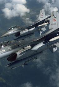 Турецкие истребители вторглись в греческое воздушное пространство