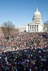 Протест у Капитолия расколол американское общество: дети доносят на отцов