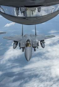 ВВС США планируют интегрировать когнитивный искусственный интеллект в электронику самолетов радиоэлектронной борьбы