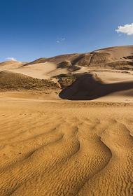 По пятам за человечеством идёт мёртвая пустыня