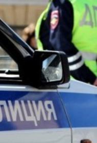 Пострадавшая в массовом ДТП на Смоленской площади женщина находится в реанимации