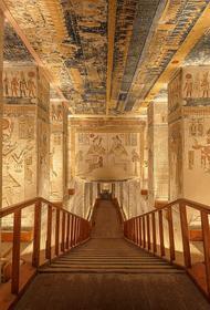 В Каире началась церемония «золотого парада фараонов»