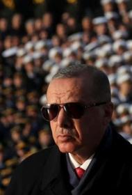 В Турции 103 отставных адмирала направили протест Эрдогану в связи с его антиконституционной деятельностью