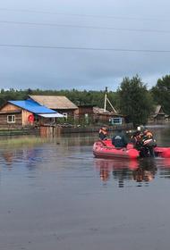 В России 18 населенных пунктов оказались отрезанными паводком