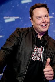 Илон Маск посоветовал «Роскосмосу» заниматься только многоразовыми космическими кораблями