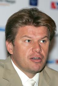 Дмитрий Губерниев отреагировал на смерть Владимира Гендлина