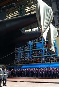 На АПЛ-носителе «Посейдона» запущен ядерный реактор