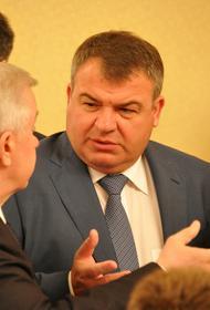 Вице-премьер Борисов сообщил, что Сердюков перестанет курировать «Объединенную авиастроительную корпорацию»