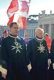 Мальтийский орден против российской оборонки