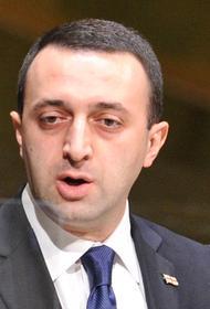Премьер-министр Грузии Гарибашвили заразился коронавирусом