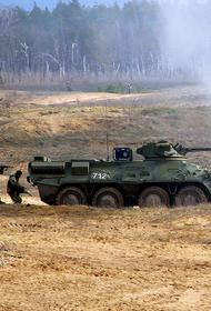 Замминистра ДНР Безсонов: армия Украины может атаковать республики Донбасса в третьей декаде апреля