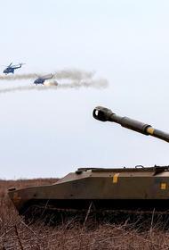 Бывший разведчик Кедми: в случае наступления Украины танки ДНР и ЛНР могут дойти до Днепра или Одессы