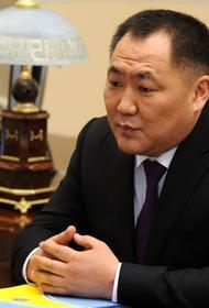 Экс-глава Тувы Шолбан Кара-оол записал видеообращение к жителям региона