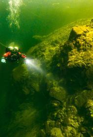 На Алтае открылась первая подводная экотропа в России