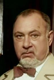 Скончался актер из сериала «След» и фильма «Три вокзала – три сестры»