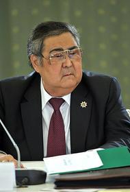 Бывший губернатор Кемеровской области Аман Тулеев признался, как в регионе появились йети