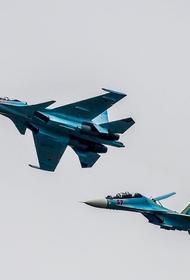 Появилось видео уничтожения российскими Су-24 лагеря джихадистов в сирийском Идлибе
