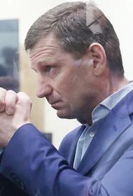 Сергея Фургала госпитализировали в больницу «Матросской Тишины»