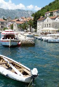 Власти Черногории продлили безвизовый въезд для граждан России