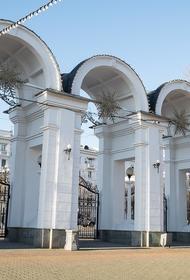 Скандал продолжается: у парка «Динамо» в Хабаровске начали вырубку деревьев