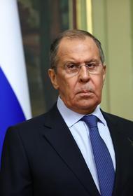 Лавров оценил информацию о возможной высылке российских дипломатов из США