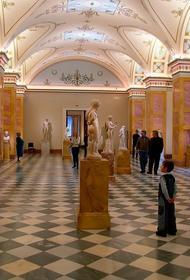 Член СПЧ Фадеев  предложил отправлять жалобы на обнаженные скульптуры в Эрмитаже к доктору