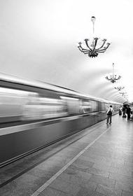 Пассажир упал на пути «синей» ветки московского метро