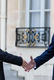 Зеленский в ближайшее время посетит Париж и встретится с Макроном