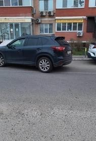 В Краснодаре Mazda сбила 8-летнюю девочку