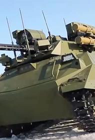 Шойгу проверил выполнение гособоронзаказа по боевым роботами
