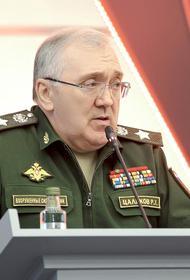 Замминистра обороны Цаликов осмотрел основные экспонаты военной выставки «День инноваций»