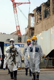 Радиоактивную воду с АЭС «Фукусима» хотят вылить в океан