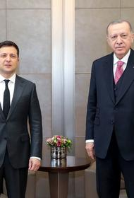 Крымcкий политик оценил обещание Эрдогана Зеленскому: «Бойтесь данайцев, дары приносящих»