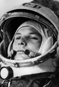 В NASA вспомнили полет в космос и заслуги Юрия Гагарина