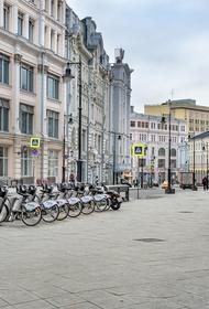 В Москве сегодня ожидается «майская» погода с температурой до +18 градусов