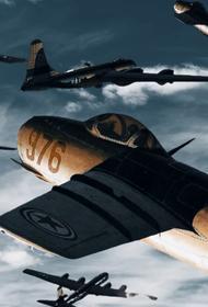 Как 12 апреля 1951 года в Корее советские истребители растерзали полк бомбардировщиков США