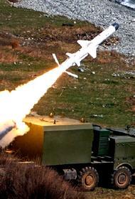 Корабли КФл РФ и береговые ракетные комплексы уничтожили морские цели вероятного противника