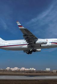 Летчик  Владимир Попов раскрыл секреты президентского самолета