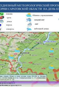 В Саратовской области очевидцы сообщили о падении легкомоторного самолёта Ан-2
