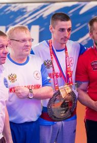 Челябинец взял золото на Чемпионате России по кикбоксингу