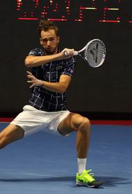 Теннисист Даниил Медведев заразился COVID-19