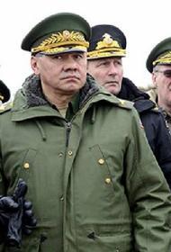 Шойгу прибыл на Северный флот, будет решать судьбу авианосца «Кузи»